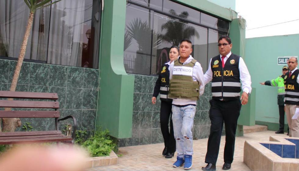 Intervenidos son investigados por la policía. (Foto: Difusión PNP)