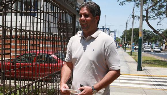 Diego Rebagliati es el nuevo administrador de Cienciano. (Perú21)