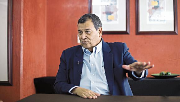 Jorge Nieto Montesinos declinó postular a la Presidencia, pero no descartó una candidatura al Congreso. (Foto: Jesús Saucedo / GEC)