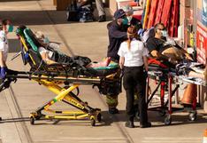 EE.UU. contabiliza 800 nuevas muertes por el COVID-19 y acumula casi 555 mil fallecidos