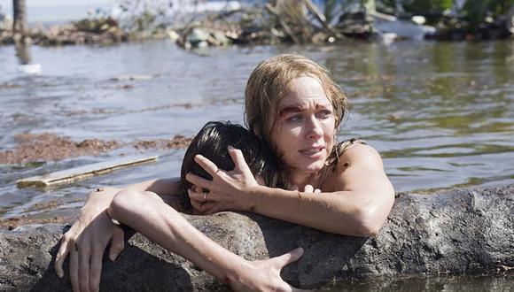 Ya han pasado 16 años desde que ocurrió el tsunami  y esto fue lo que sucedió con la familia que sobrevivió al desastre natural (Foto: Telecinco Cinema)