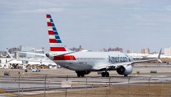 La Administración Federal de la Aviación (FAA) anunció el martes que no hay motivos para impedir operar en el país a los Boeing 737 MAX 8. (Foto: EFE)