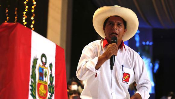 Pedro Castillo, presidente electo, fue diagnosticado con COVID-19 en enero de este año. (Foto: GEC)