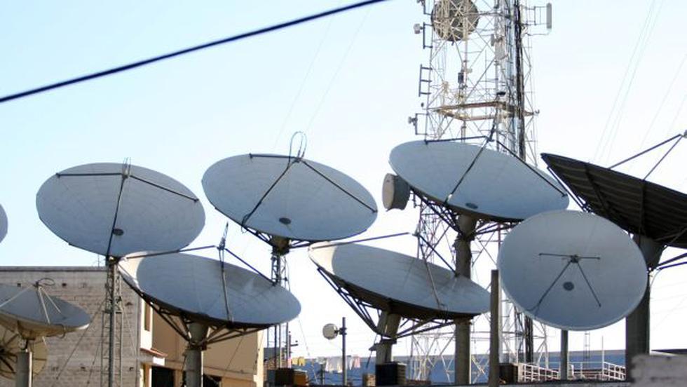 Existe un déficit de 14,000 antenas en el ámbito nacional. (Perú21)