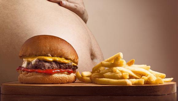En el Perú hay 1 millón 200 mil trabajadores con obesidad.