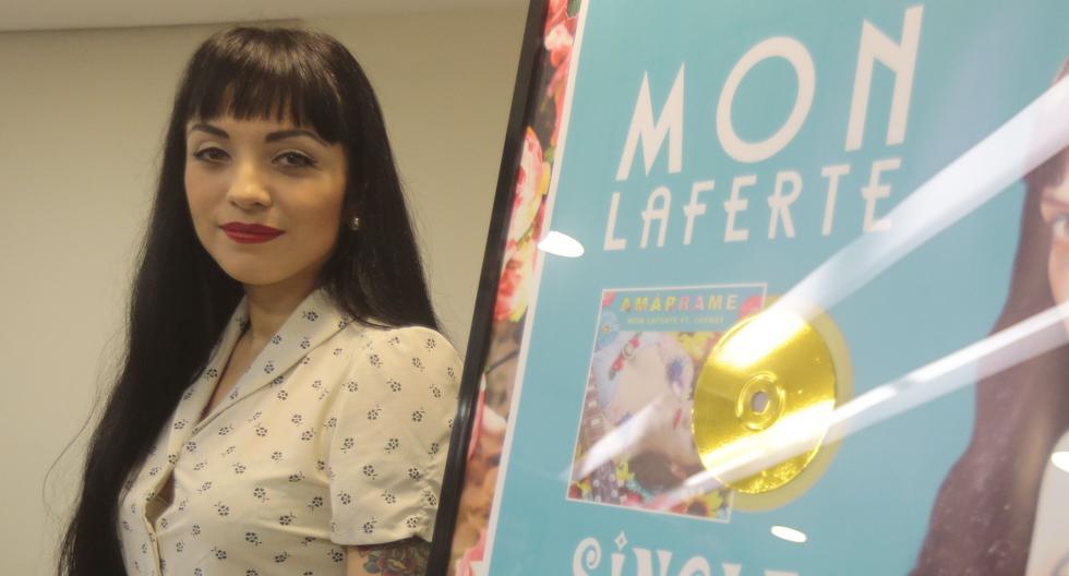 La cantante Mon Laferte se dedicará de lleno a sus proyectos musicales. (Créditos: Luis Centurión)