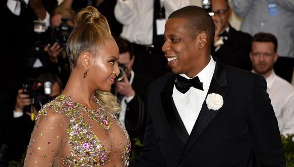 Beyoncé muestra por primera vez el vestido de novia que usó en su renovación de votos matrimoniales (Foto: EFE)