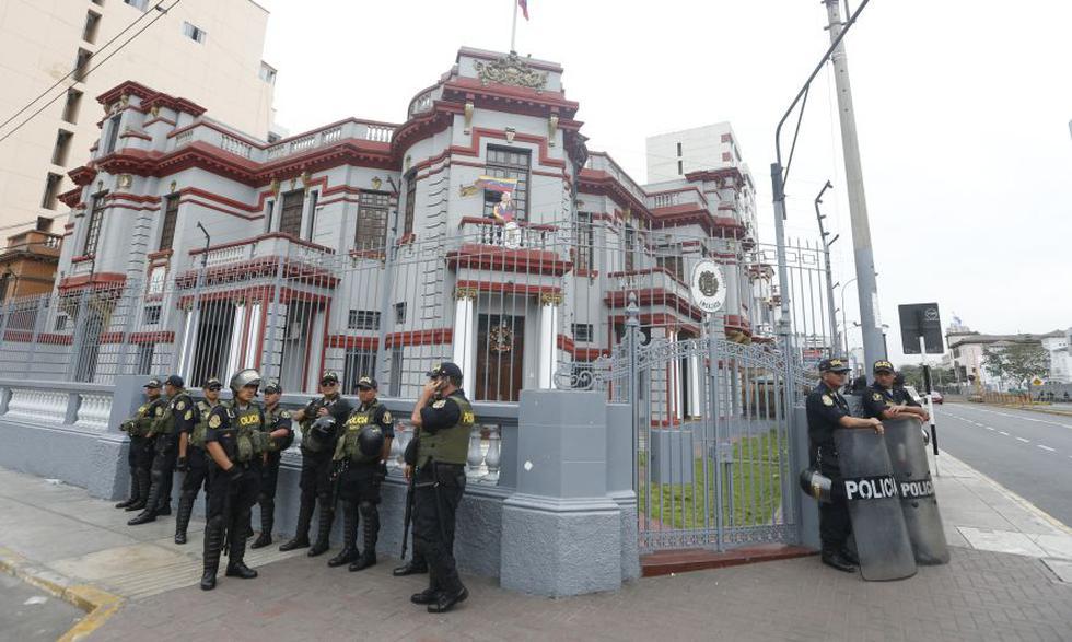 Perú cancelará la visa a diplomáticos de Venezuela para que se vayan del país en 15 días (GEC)