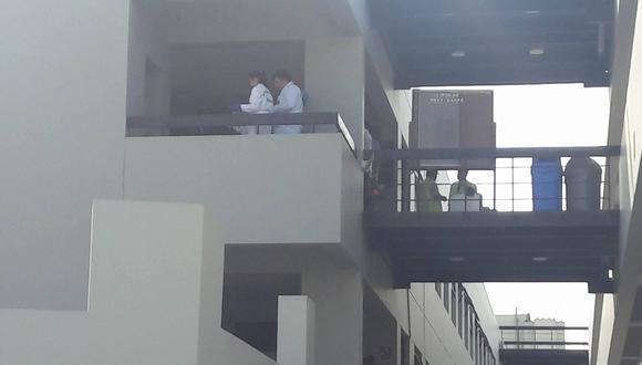Investigan muerte de estudiante.