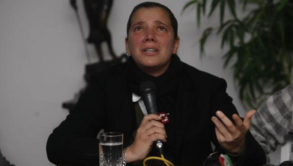 DESESPERACIÓN. Liliana pide nuevo juicio para probar inocencia. (Mario Zapata)
