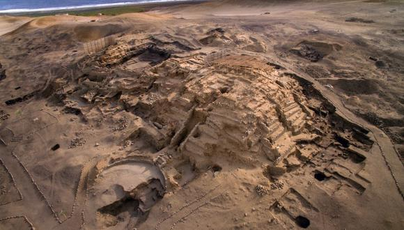 Áspero, cinco mil años de historia en Supe. (GEC)