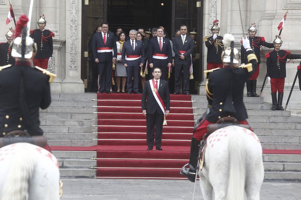 Martín Vizcarra (Cesar Campos/Perú21)