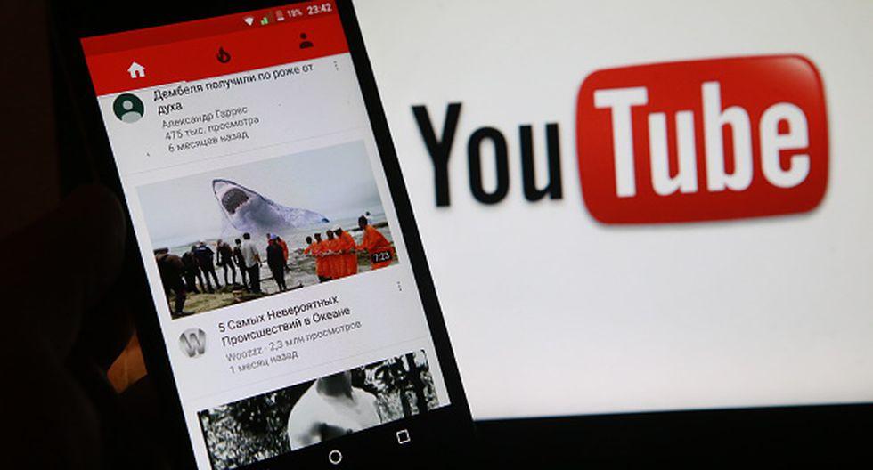 La plataforma de YouTube Kids fue lanzada el año pasado. (Getty Images)