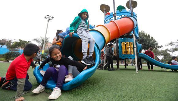 Los niños podrán disfrutar de distintas actividades por su día. (Municipalidad de Lima)