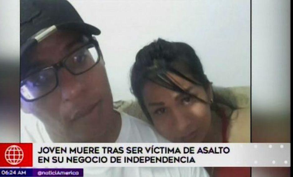 Víctima se encontraba cerrando su local junto a su pareja cuando los ladrones ingresaron armados.