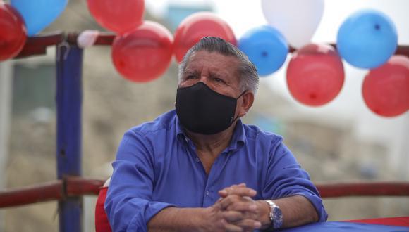 César Acuña sigue en carrera electoral por votación unánime del Jurado Nacional de Elecciones. (GEC)