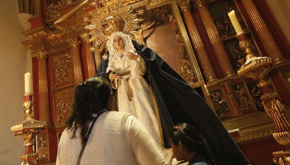Papa Francisco en Perú: El 76% de peruanos es católico, pero solo el 10% es fiel a la Iglesia. (PikoTamashiro/Perú21)