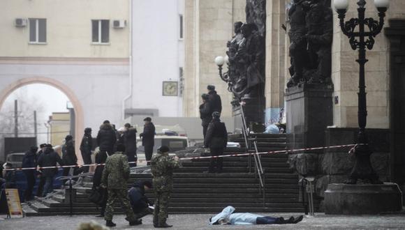 EN VOLGOGRADO. Ataque suicida fue en una ciudad sureña cercana a la región del Cáucaso ruso. (Reuters)