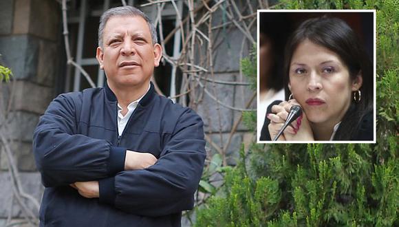 Marco Arana adelanta que el Frente Amplio no recibirá a Yeni Vilcatoma. (Perú21)
