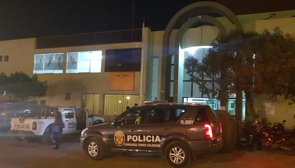 Arequipa: el MP solicitó el levantamiento del secreto de las comunicaciones del agente policial intervenido. (Foto referencial)