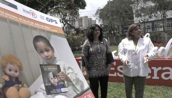 Ministerio de Salud presentó la campaña 'No más niños quemados. (Captura de video)