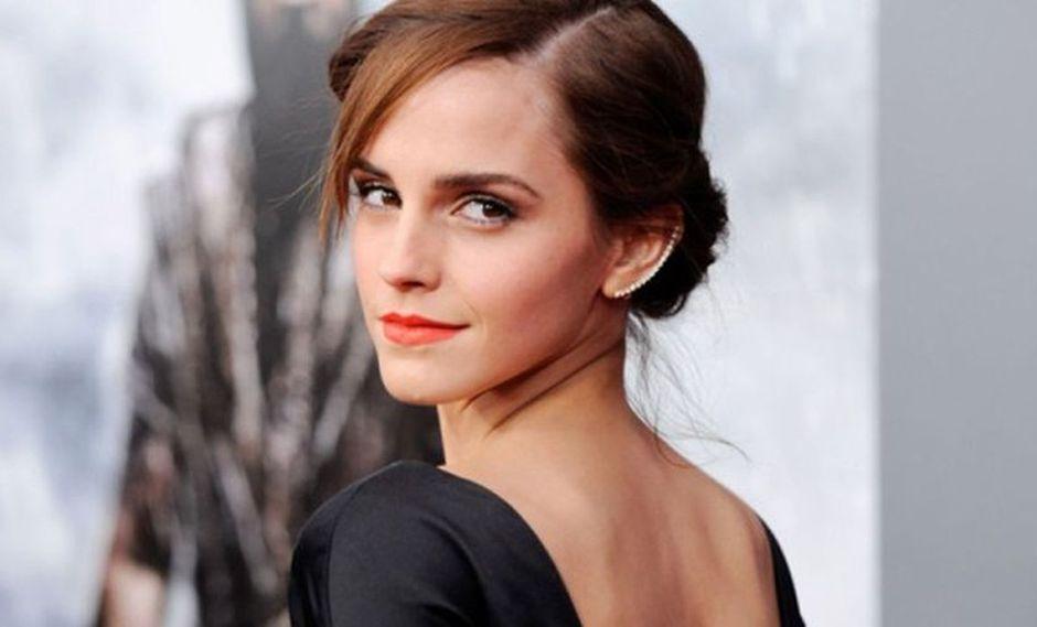 """Emma Watson comparte fotografía junto al elenco de """"Mujercitas"""" (Foto: EFE)"""