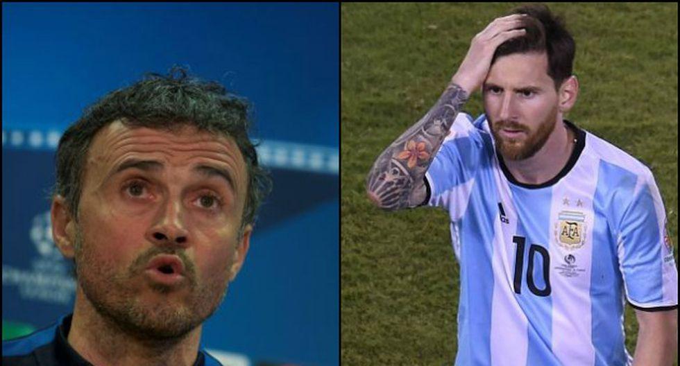 Lionel Messi ha sido duramente criticado por medios de sus país. (Foto: AFP/Reuters)