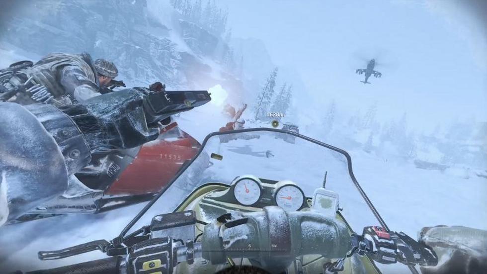 Call of Duty: Modern Warfare 2 Campaign Remastered ya se encuentra disponible para PlayStation 4.