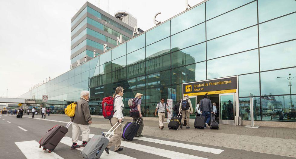 Migraciones atenderá trámite de pasaporte durante feriados de Semana Santa en aeropuerto Jorge Chávez. (Migraciones)
