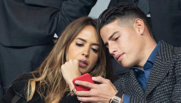 James Rodríguez y Shannon de Lima ya no quieren ocultar más su amor y han gritado a los cuatro vientos que se aman (Foto: Instagram)