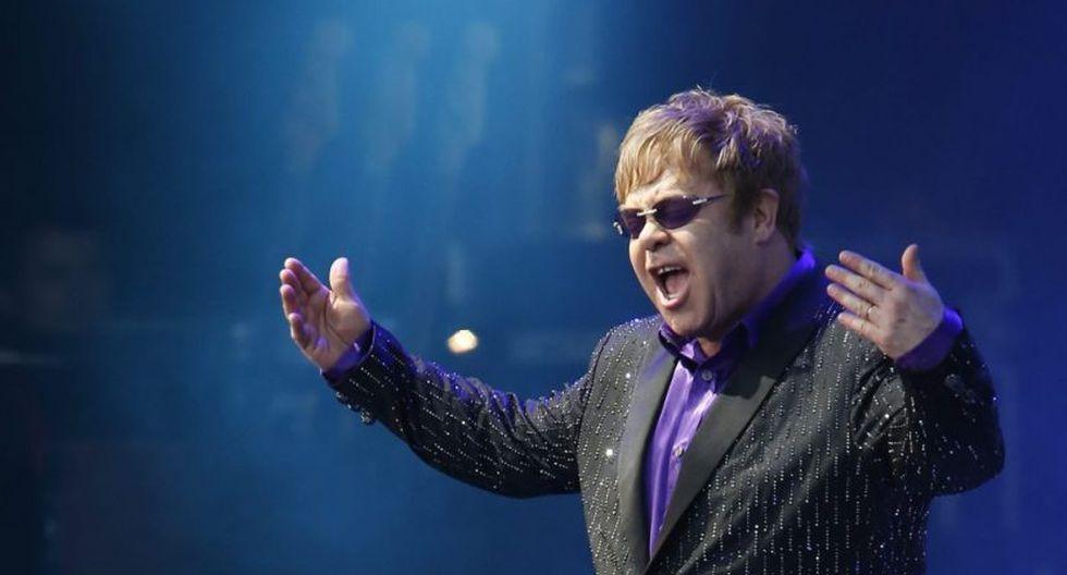 Oscar 2020: Elton John encabeza la lista de números musicales en la gala. (Foto: EFE)