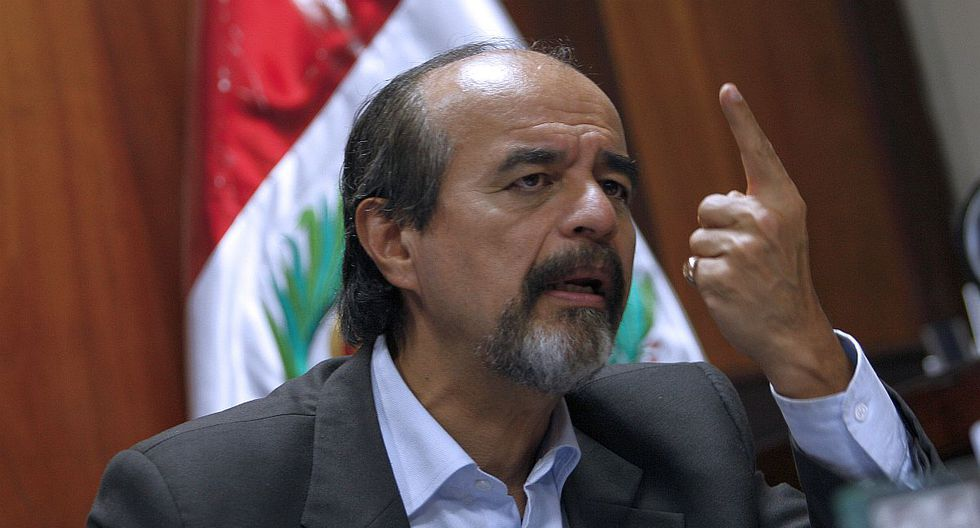Mauricio Mulder señaló que se deben deslindar responsabilidades en el caso de Luciana León. (Foto: GEC)