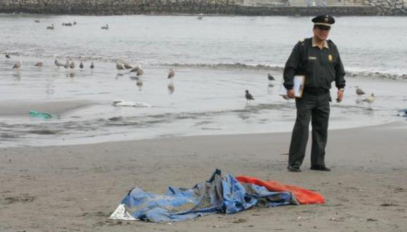 Piura: Tras 16 horas de búsqueda, aparece el cuerpo de menor ahogado en playa de Paita. (Referencial/GEC)