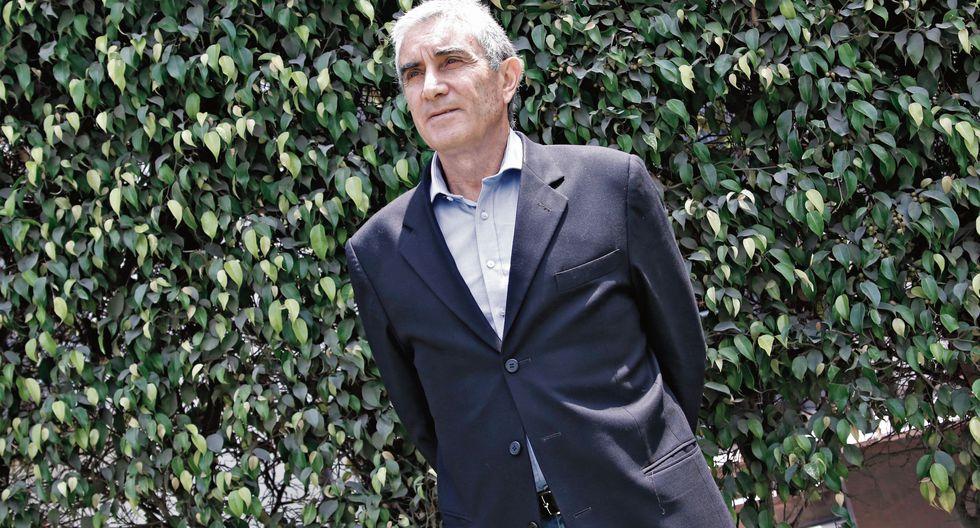 Juan carlos oblitas. Gerente deportivo de la FPF. (Perú21)