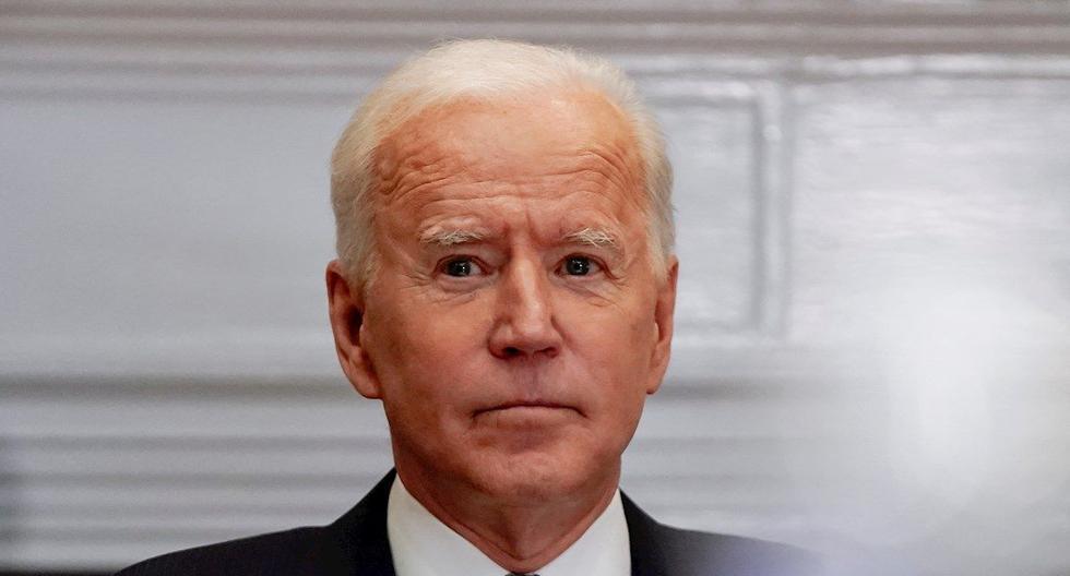 Imagen del presidente de Estados Unidos, Joe Biden. (Foto: EFE/EPA/Amr Alfiky/Archivo)
