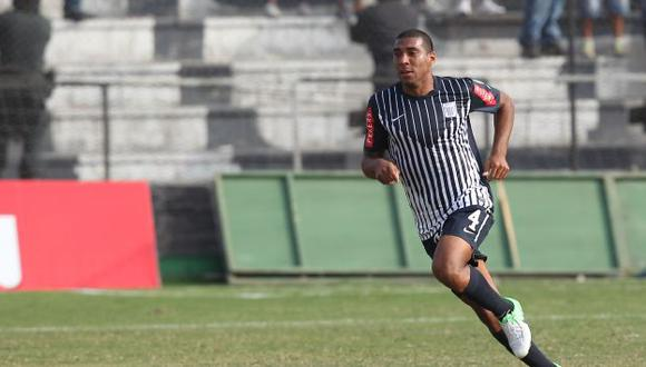 Giancarlo Carmona jugó en Alianza en el 2012. (Erick Nazario/Depor)