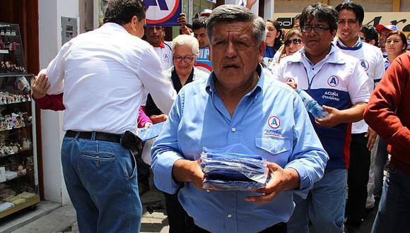 La Libertad: Critican a César Acuña por no asistir a debate. (Alan Benites/Perú21)