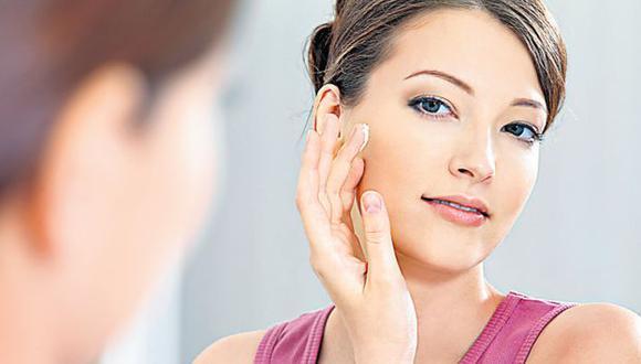 Manténgase joven gracias al cuidado de la piel.