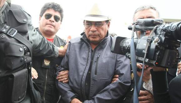 Fiscalía confirmó voz de Pepe Julio Gutiérrez en audio sobre finalización de la protesta de Tía María. (USI)