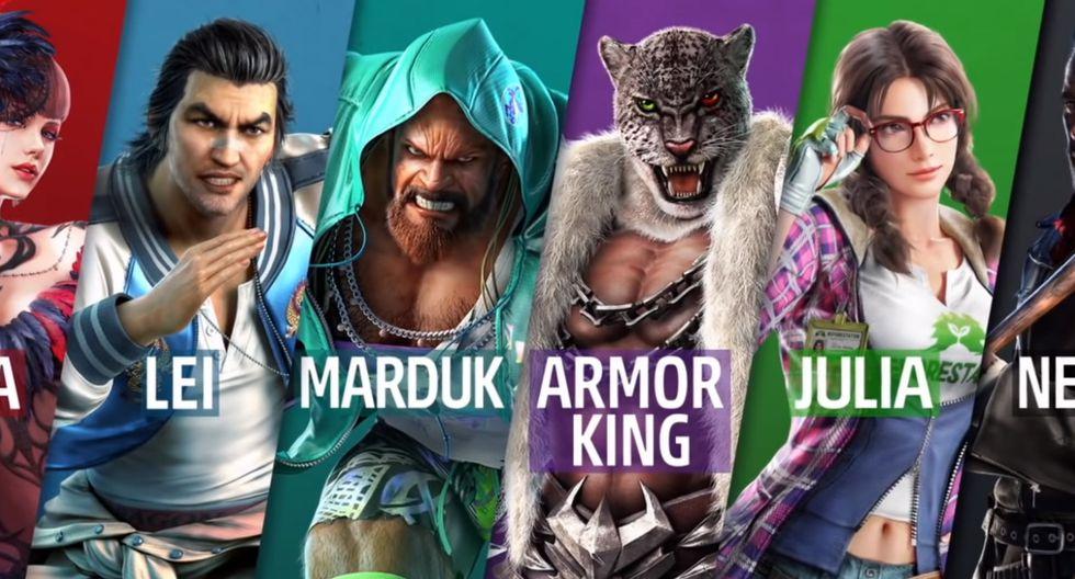 Bandai Namco reveló los personajes restantes que llegarán en la segunda temporada.