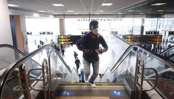 Los vuelos internacionales se ampliarán en noviembre. (Foto: Leandro Britto | GEC)