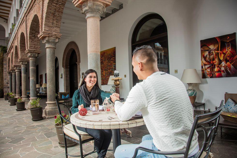 Dónde: Cruce de las calles Ruinas y San Agustín, Cusco. Contacto: (084) - 58 2205 / (084) - 58 2200 (Foto: Marriott El Convento)
