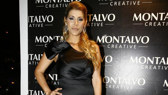 Viviana Rivas Plata criticó a Guty y Roberto Martínez por hablar de Melissa Loza en el programa de Magaly Medina. (Kelvin García/USI)