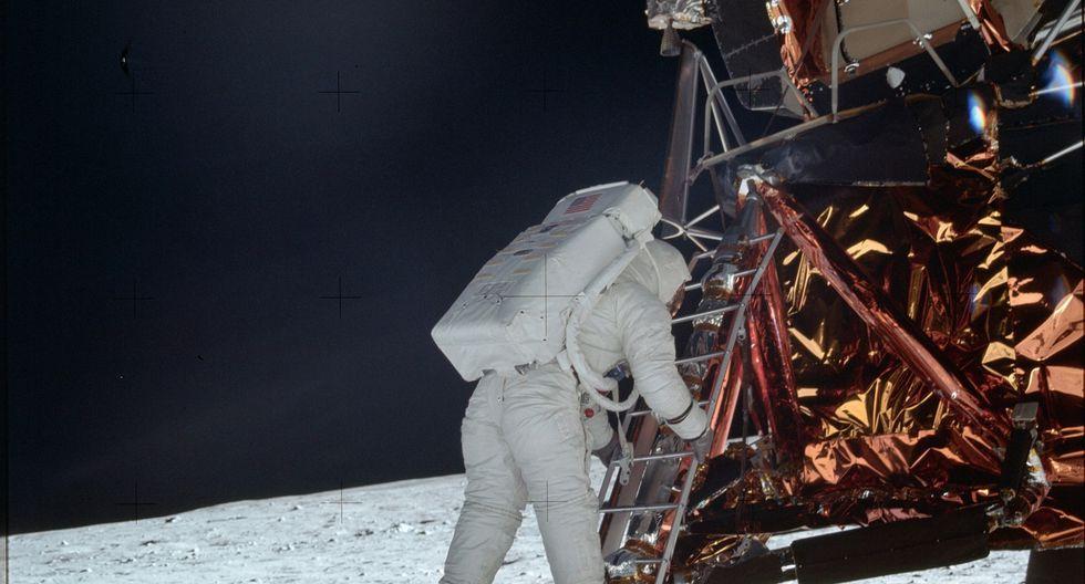 El alunizaje no solo fue cierto sino que existen muchas pruebas que así lo documentan, como los 400 kilos de piedras lunares que se trajeron a lo largo de las misiones. (NASA)