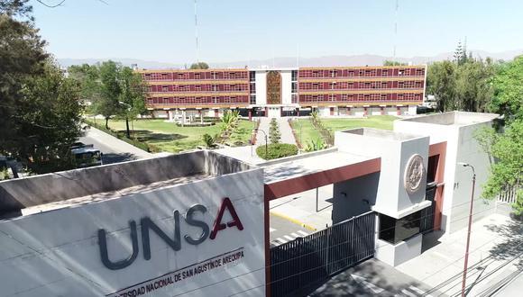 El examen se realizará en el interior del estadio de la universidad que tiene la capacidad para albergar a 40 mil personas. Los postulantes no realizarán pago alguno por rendir el examen (Foto: TV UNSA)