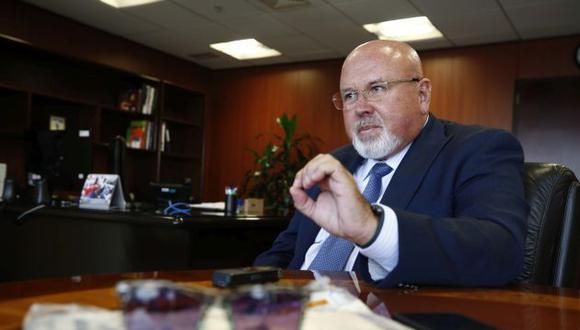 Carlos Bruce se mostró en contra de la decisión judicial. (Perú21)