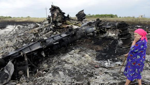 Cerca e 400 fallecidos por accidentes de avión en el mes de julio. (AFP)