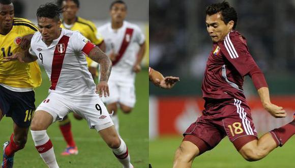 LA FIGURA. Paolo Guerrero es nuestra carta de gol y ya sabe lo que es castigar a la Venezuela de Arango. (Agencias)