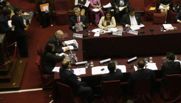 La Subcomisión de Acusaciones Constitucionales votaría el martes 6 su informe. (USI)
