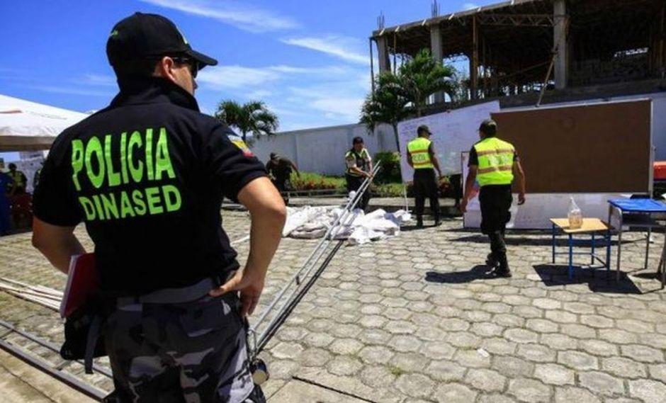 La delincuencia es la tercera preocupación de los ecuatorianos. (Foto referencial: EFE)